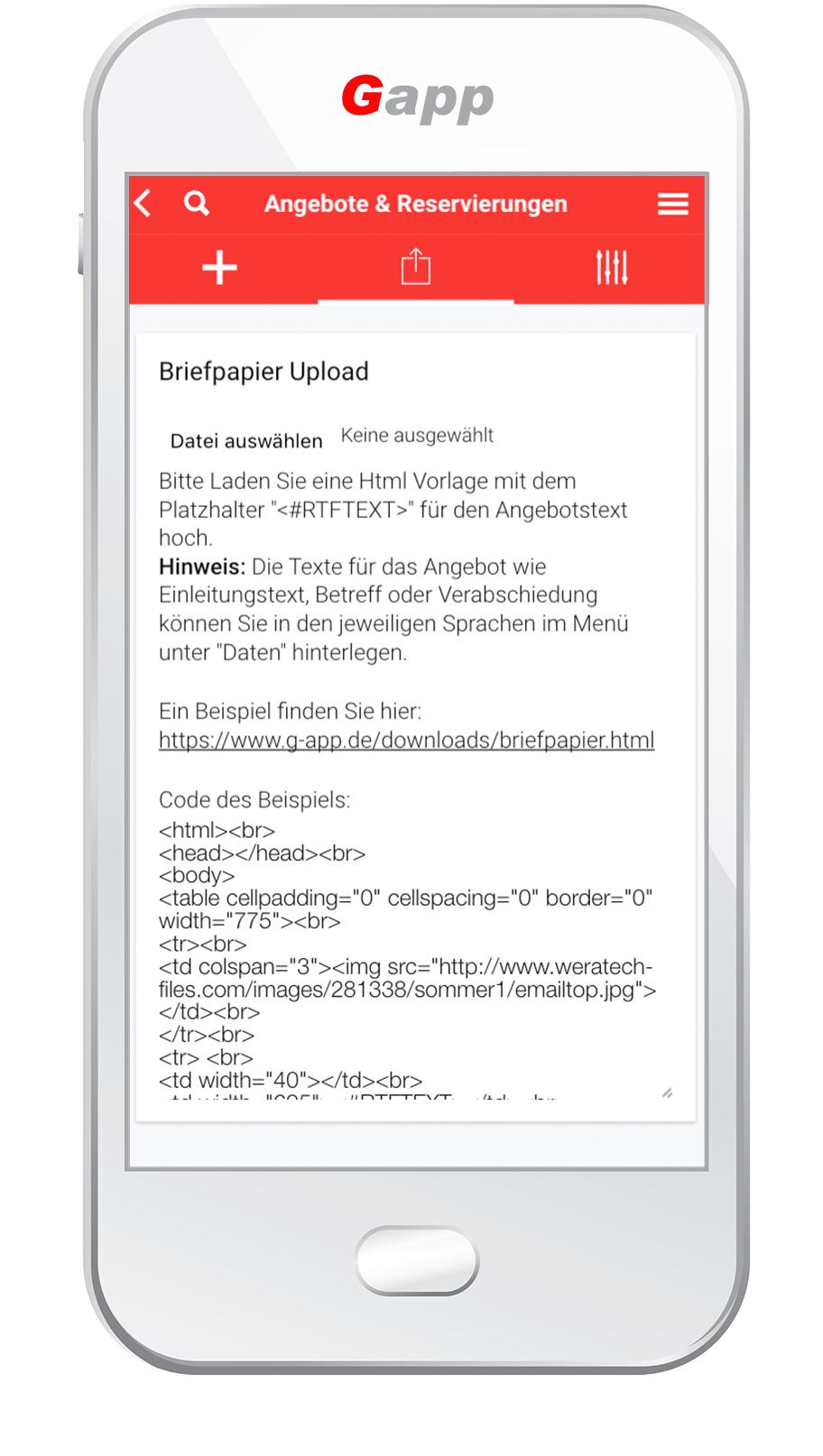 G App Intro Walkthrough